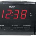 Price Search Results Bush Projection Alarm Clock