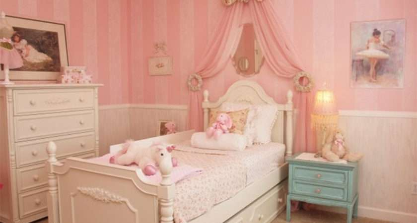 Princess Themed Bedrooms Every Girl Dreams House