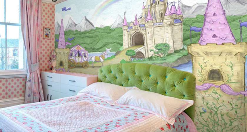 Princess Themed Contemporary Kids Other