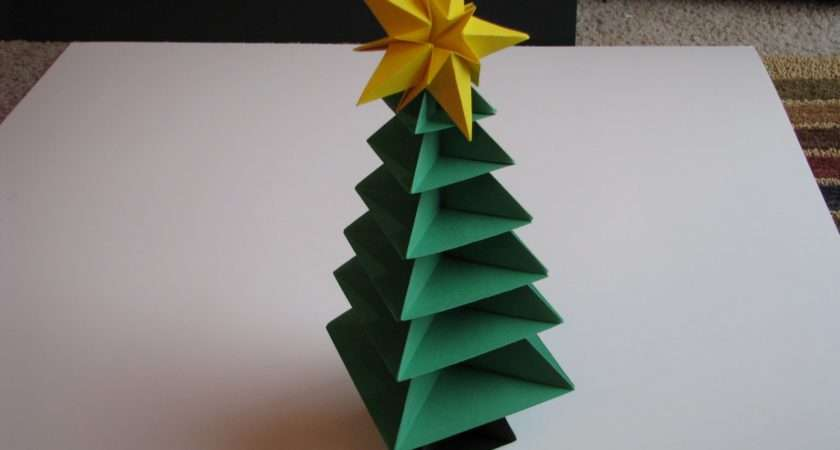 Published December Barmy Origami
