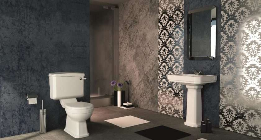 Pure Bathroom Collection Introduce Bathrooms Inspired Art Deco