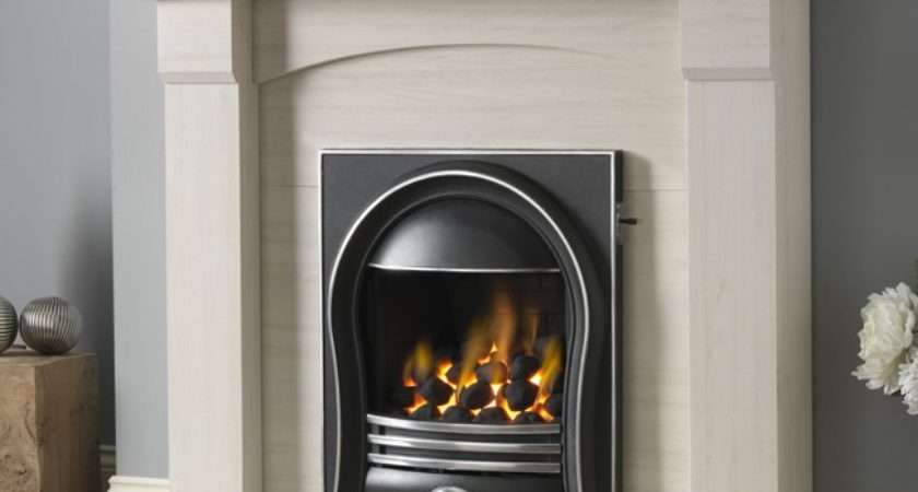 Pureglow Annabelle Slimline Inset Gas Fire Direct Fireplaces