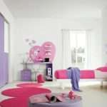 Purple Pink Room Girly Concept