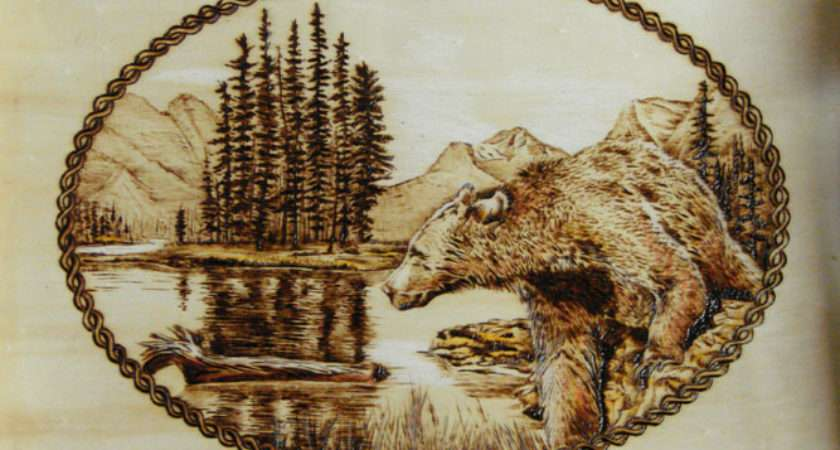 Pyrography Galleries Chris Wulff