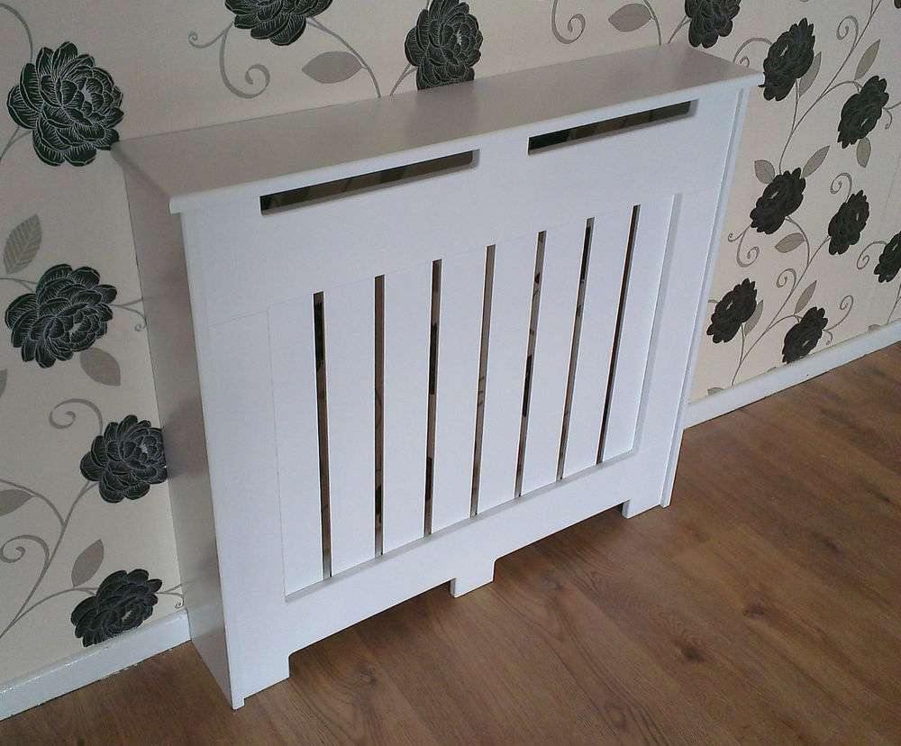 Radiator Cover Cabinet Grille Variety Raw Mdf Extra Small
