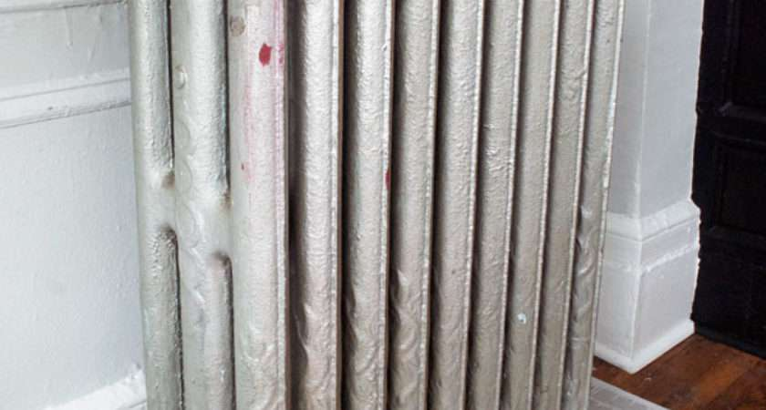 Radiator Painted Manhattan Nest