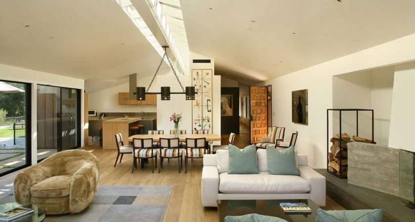 Ranch Style Homes Modern Interior