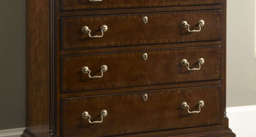 Rawlings Hall Chest Four Drawers Fine Furniture