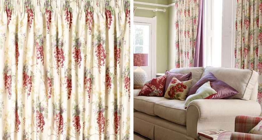 Ready Made Blackout Curtains Laura Ashley Curtain