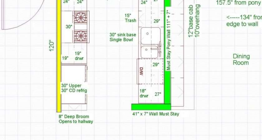 Rectangular Kitchen Layout Dream House Experience