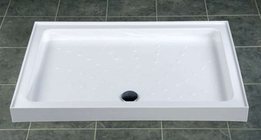 Rectangular Tiling Stand Shower Tray