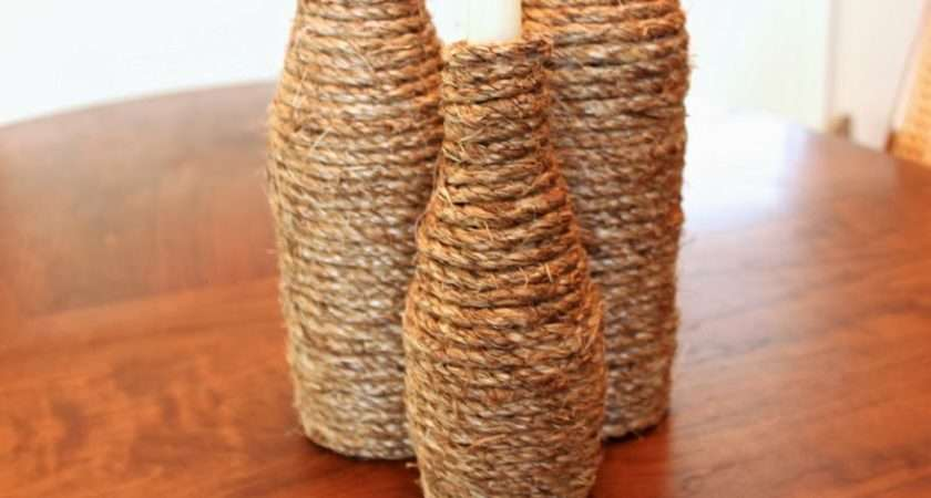 Recycle Recycled Rope Craft Ideas
