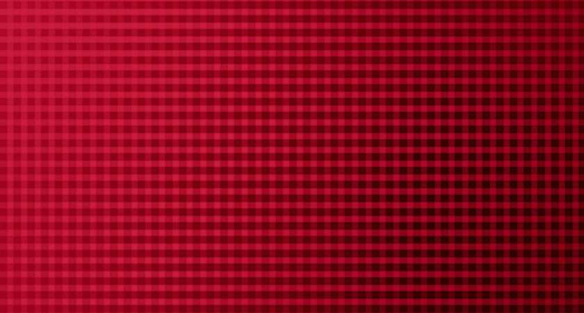 Red Black Plaid Pattern Collection