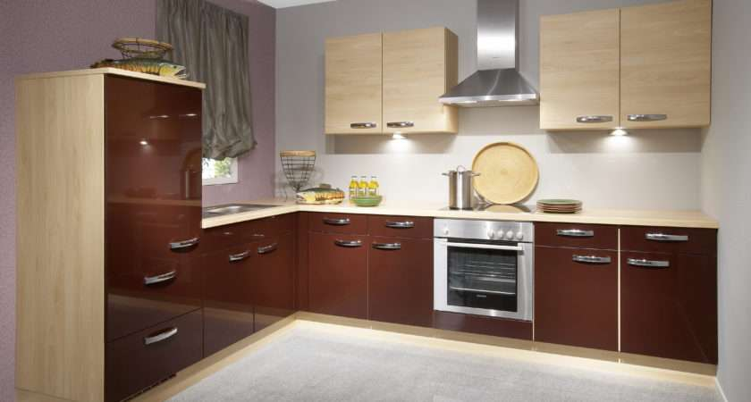 Red Kitchen Coloured Kitchens Solutions Kent