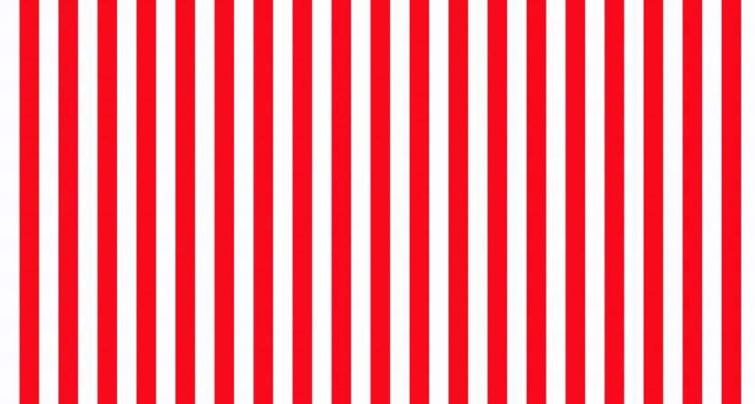 Red Stripes Grasscloth