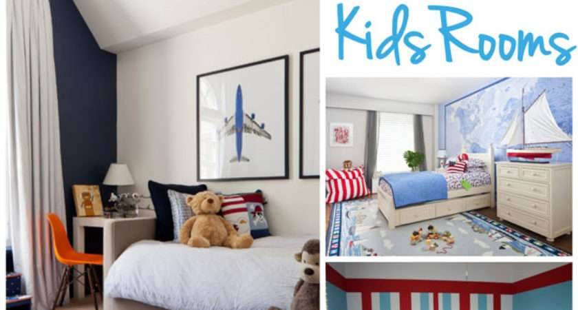 Red White Blue Bedroom Ideas Glif