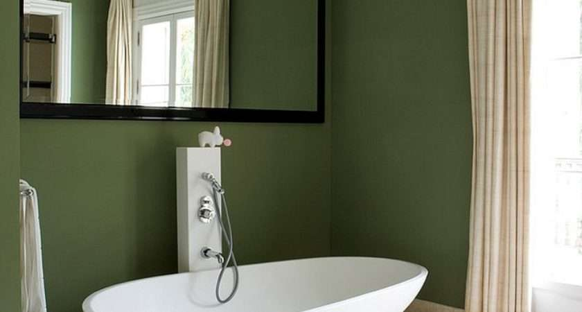 Refreshing Bathrooms Splash Green