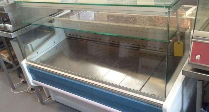 Refrigerated Counters Hill Slimline Serve Over Counter Gloucester