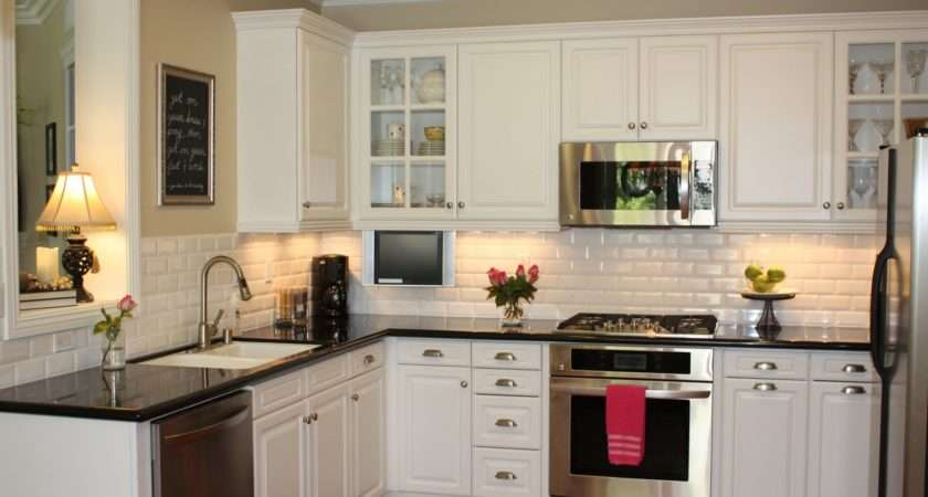 Related Post Glamorous White Kitchen Cabinets Remodel Ideas
