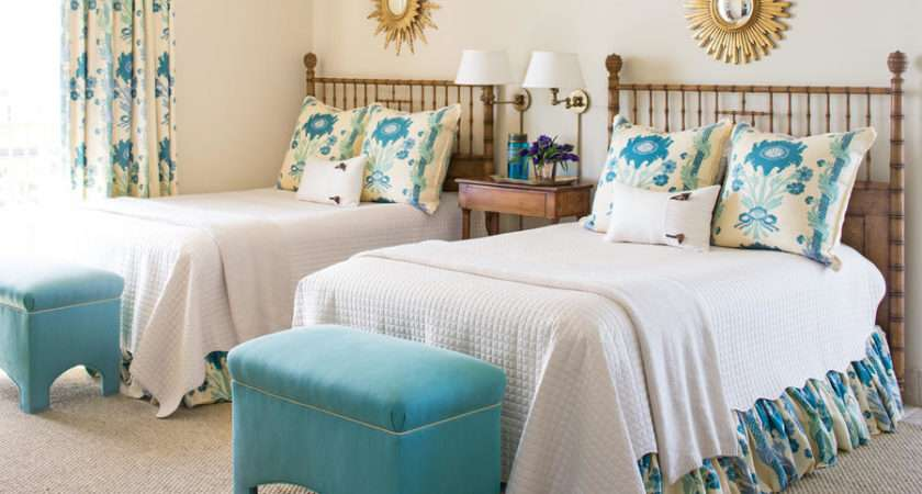 Relaxed Elegance Beautiful Blue Bedrooms Southern Living
