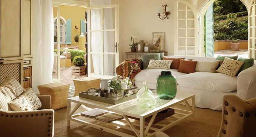 Relaxed Weekend Living Interiors Decor Vacation House