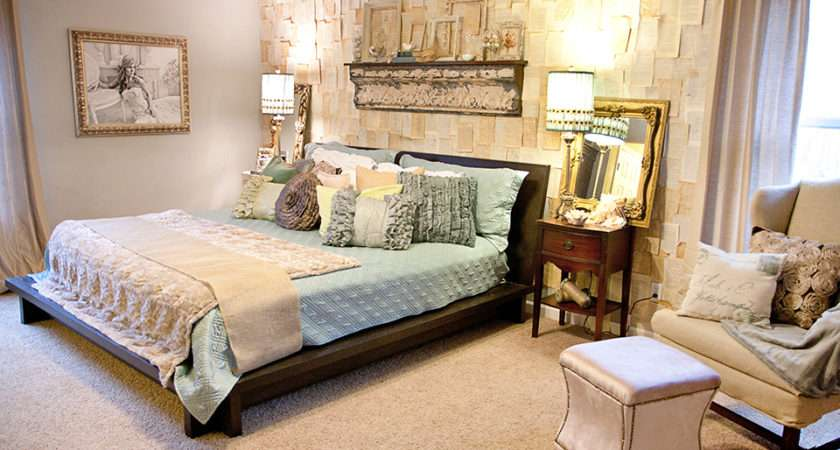 Remodelaholic Vintage Inspired Book Bedroom Makeover