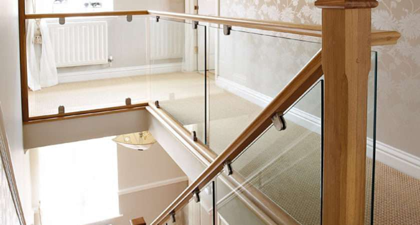 Replace Existing Staircase Banister Carpentry Joinery Job Leeds