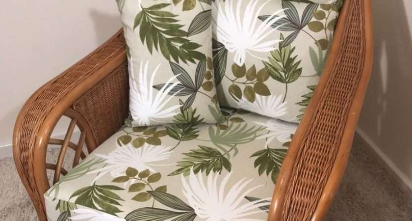 Replacement Cushion Covers Cane Conservatory Furniture