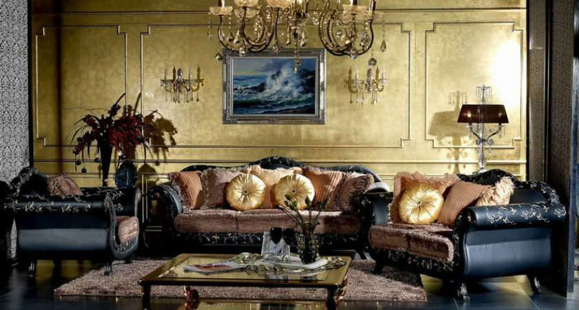 Retro Style Living Rooms Room Vintage