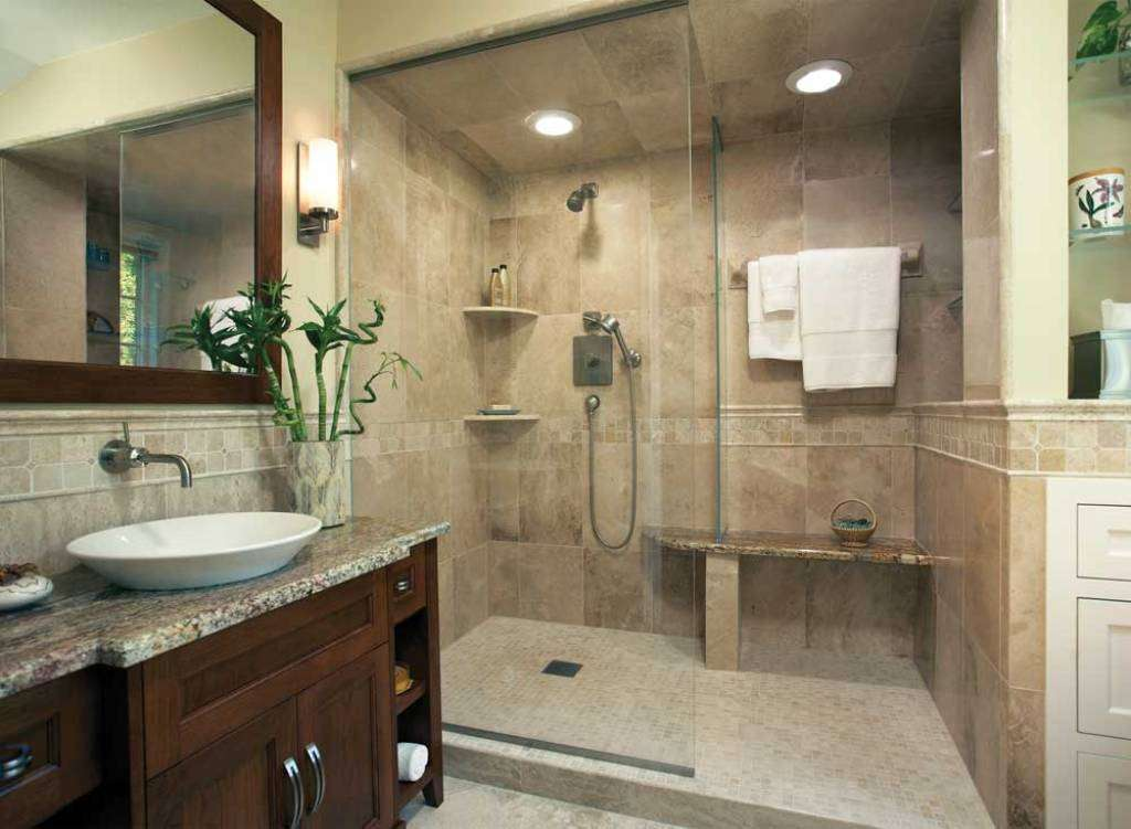 Return Small Bathroom Ideas