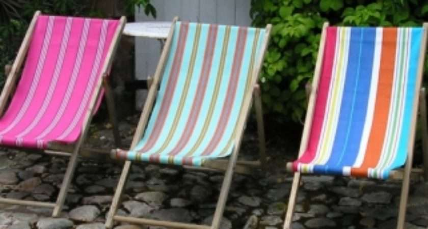Review Bold Colourful Fabrics Deckchair Stripes