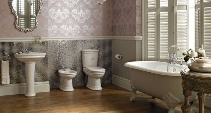 Rising Trend Traditional Bathroom Design Tubby