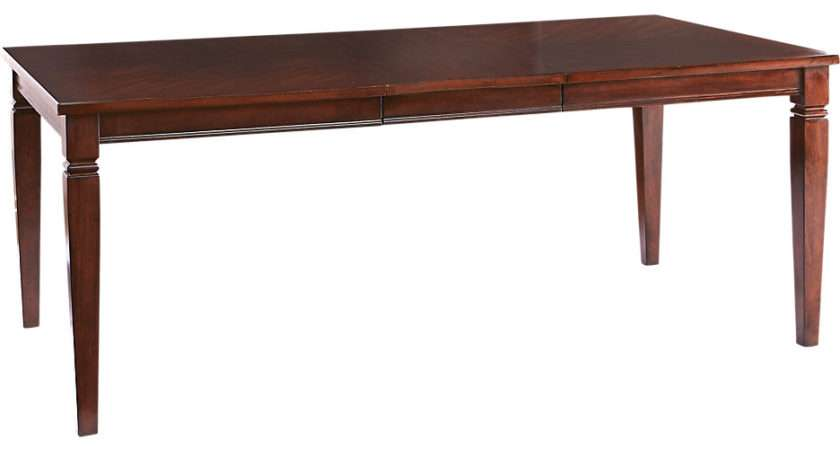Riverdale Cherry Rectangle Dining Table Tables