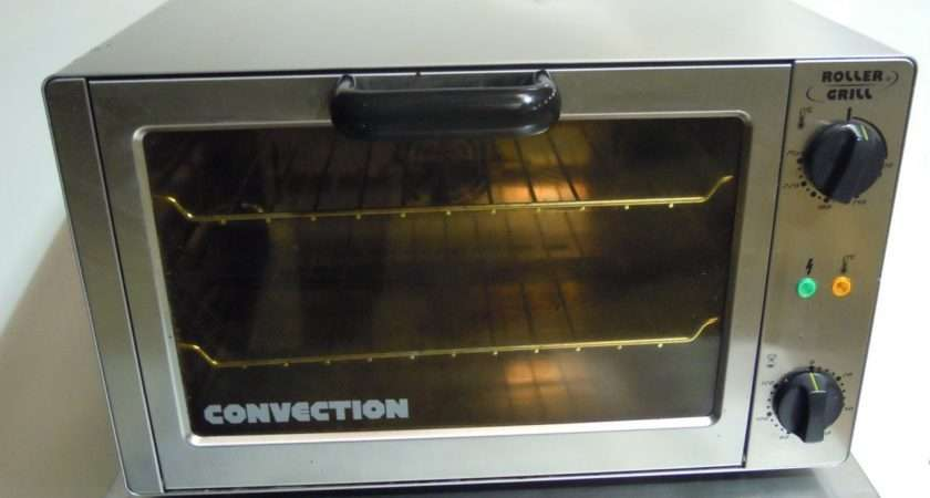 Roller Grill Table Top Convection Oven Caterquip