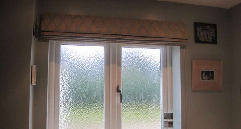 Roman Blind Bathroom Mrs Steed