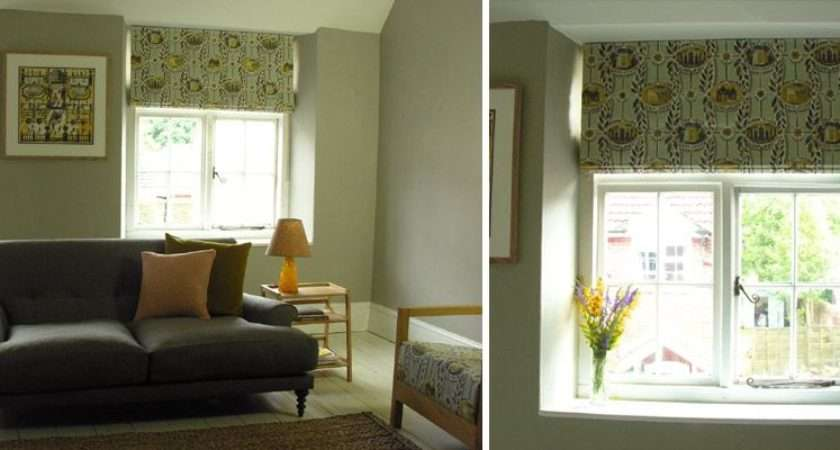 Roman Blinds All Tinsmiths Blackout Interlined