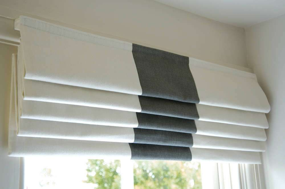 Roman Blinds Made Measure Bespoke