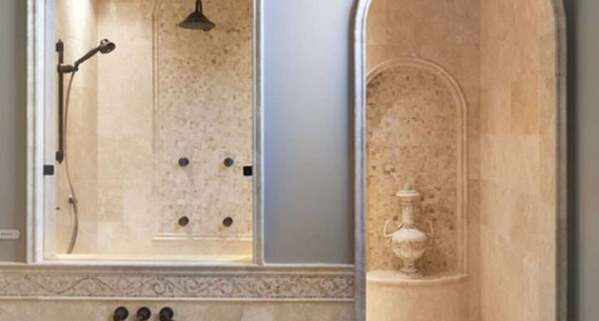 Roman Shower Stalls Your Master Bathroom