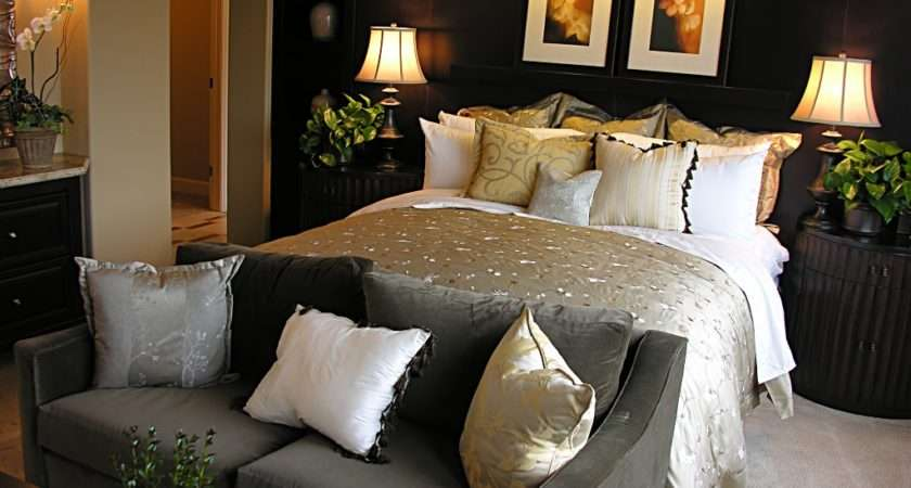 Romantic Bedroom Decorating Ideas Master