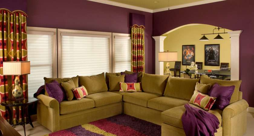 Romantic Colors Loving Home Wall Interior House Remodeling