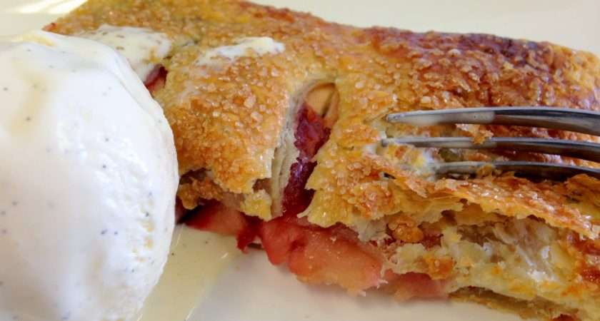 Rook New Holiday Recipe Favorite Cranberry Apple Slab Pie