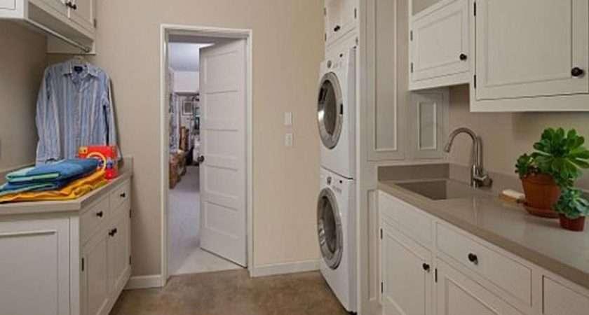 Room Combo Kitchen Laundry Designs