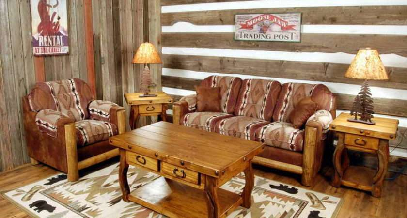 Room Decorate Western Style Living Ideas