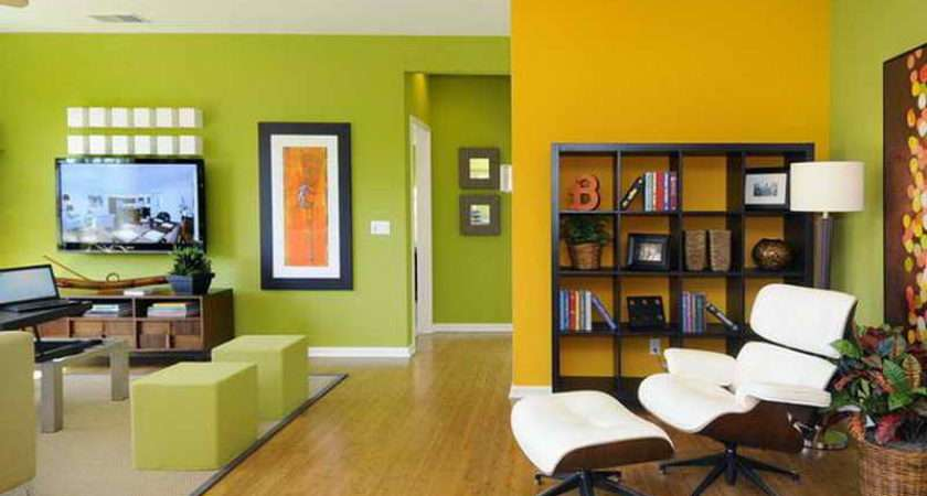Room Good Color Combination Living