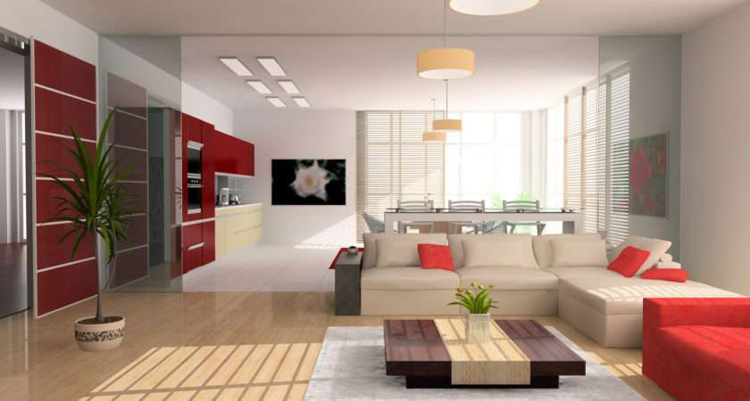 Room Sectional Dividing Dining Decosee Innovative Set Living
