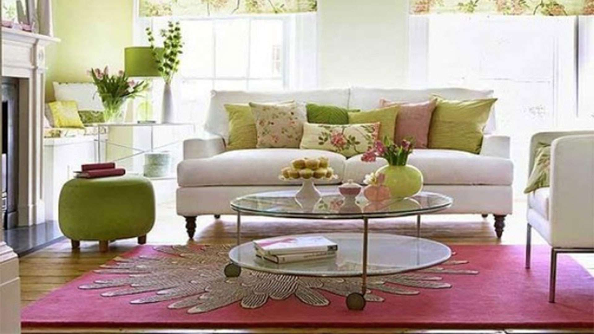 Rooms Get Spring Decorating Ideas Colors