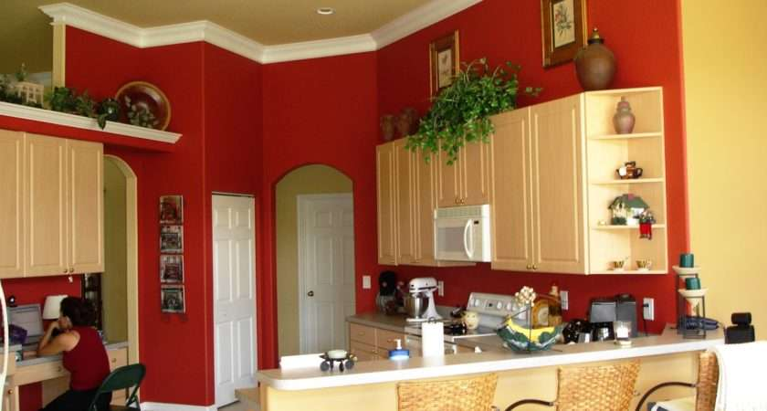 Rooms Kitchens Ask Red Looks Great Many Areas