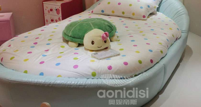 Round Beds Kids Aonidisi Bed
