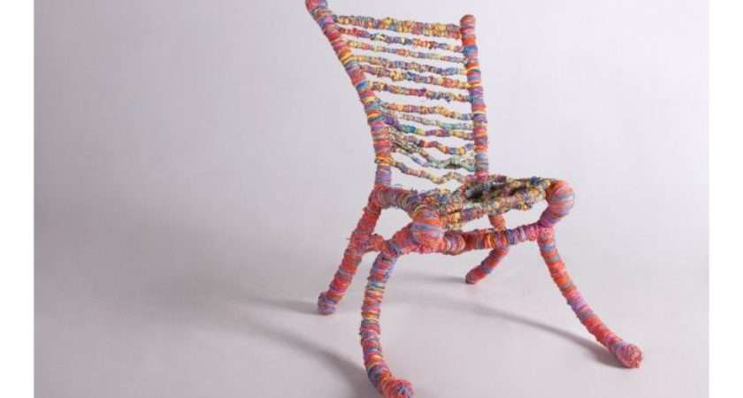 Rubber Band Chair World Bounciest Made
