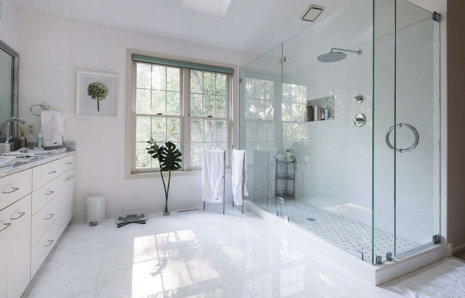 Rule Bathrooms Facing Used Light Shades Marble